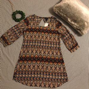 Tunic/mini dress